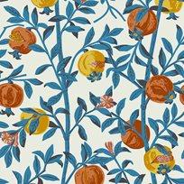 Boråstapeter Granatäpple