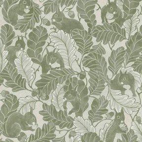 Långelid / von Brömssen Oak Tree Tails Tapet
