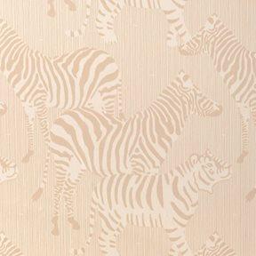 Majvillan Safari stripes Tapet