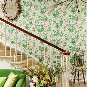 Little Greene Paradise Tapet