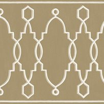 Cole & Son Parterre Border