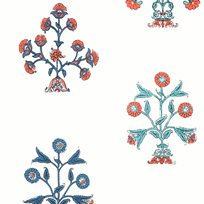 Thibaut Indian Flower
