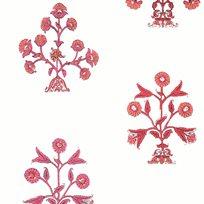 Thibaut Indian Flower Tapet
