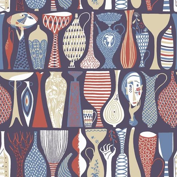 Boråstapeter Pottery Tapet