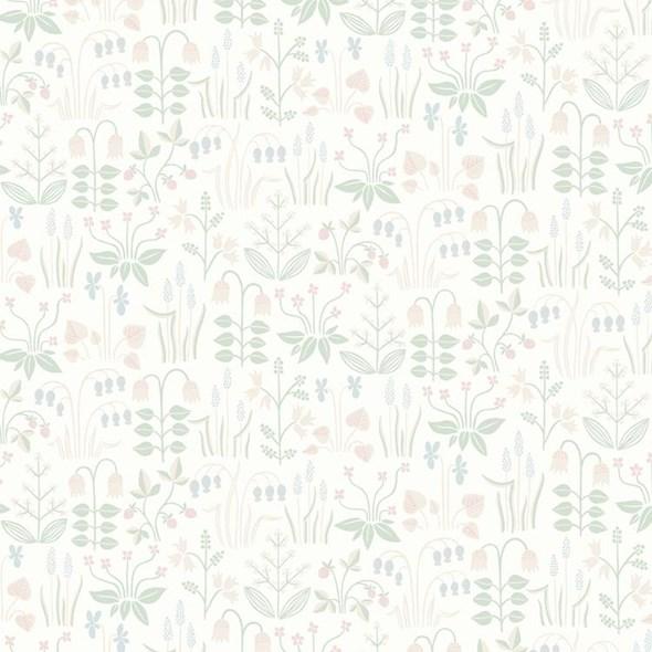 Boråstapeter Strawberry Field Tapet