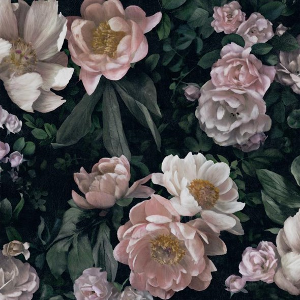 Boråstapeter New Dawn Rose
