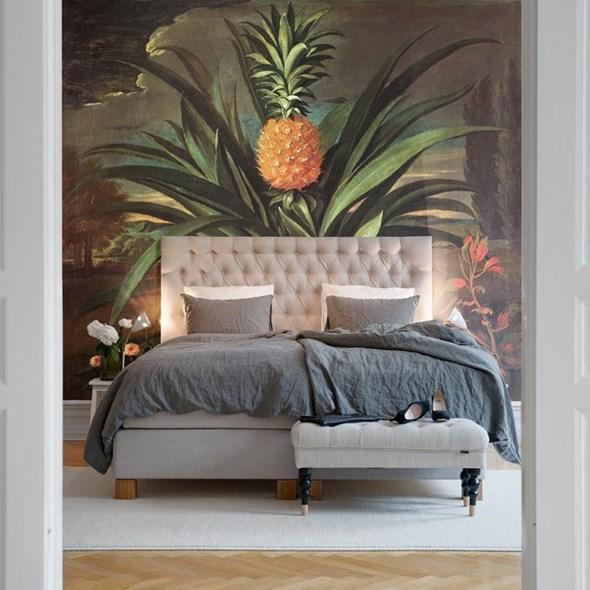 Au fil des Couleurs Pineapple Tapet
