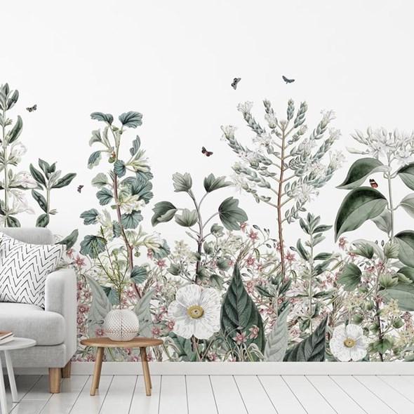 Au fil des Couleurs Botanical Garden