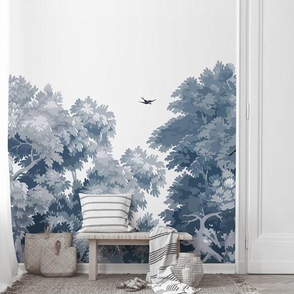 Au fil des Couleurs Dream Forest, Blue