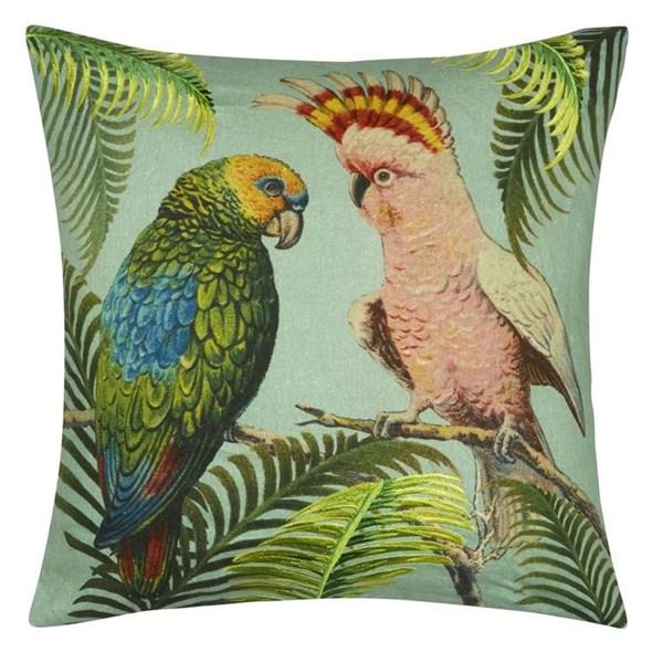 John Derian Parrot And Palm