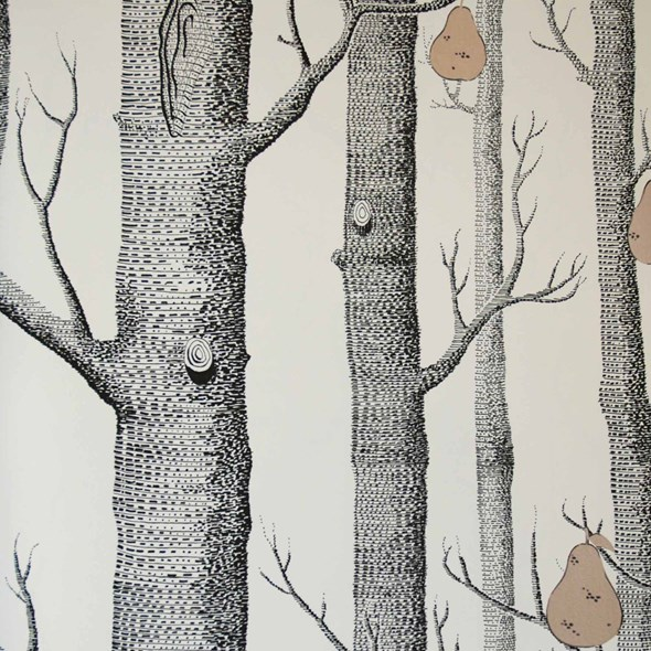 Cole & Son Woods & Pears Tapet