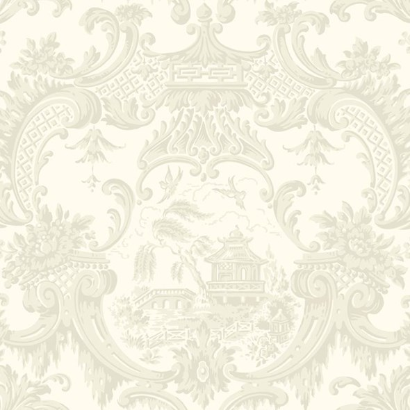 Cole & Son Chippendale China