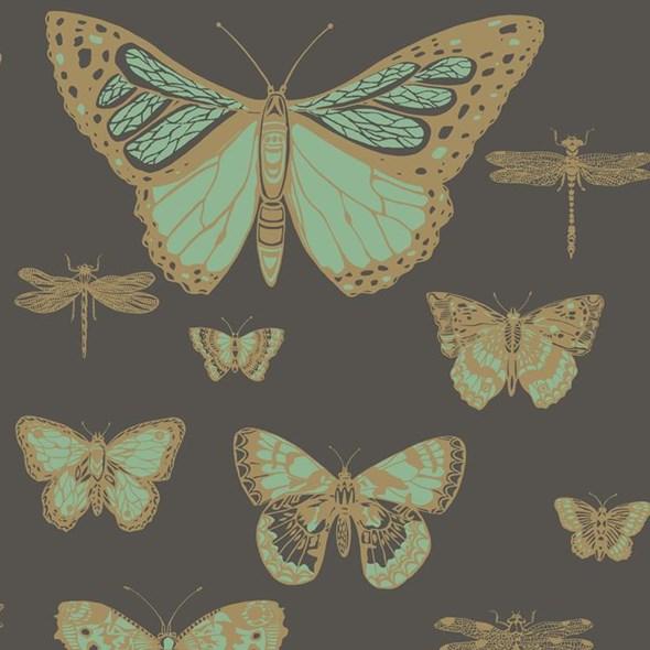 Cole & Son Butterflies & Dragonflies