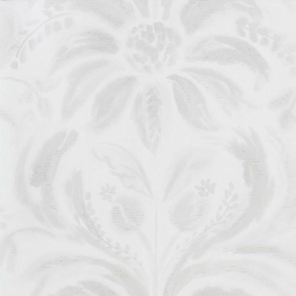 Designers Guild Angelique Damask Chalk Tapet
