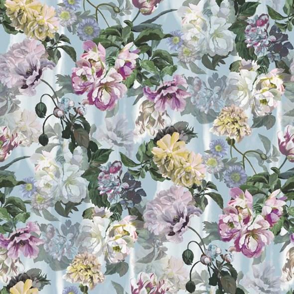 Designers Guild Delft flower Grande Sky