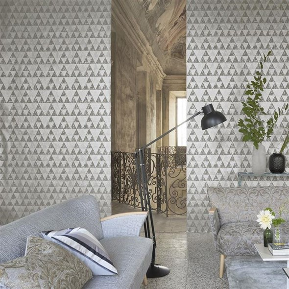 Designers Guild Dorsoduro Silver