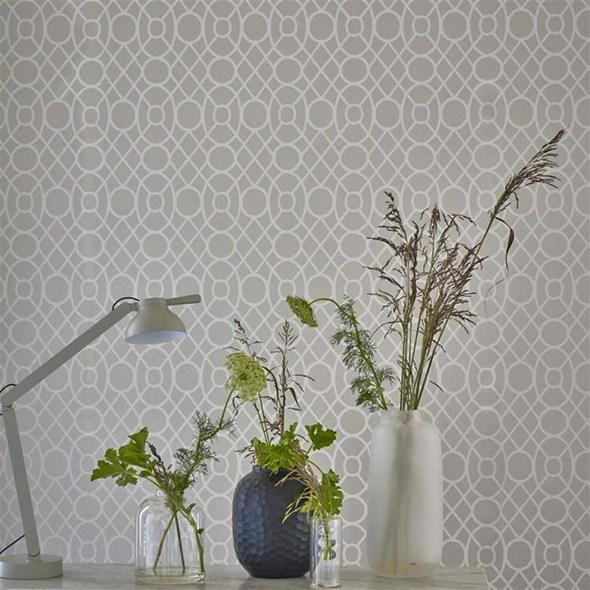 Designers Guild Merletti Chalk