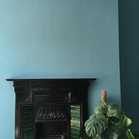 Farrow & Ball Stone Blue 86 Färg