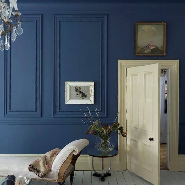 Farrow & Ball Stiffkey Blue 281 Färg