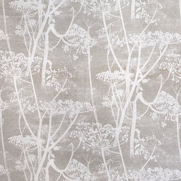 Cole & Son Cow Parsley, White & Taupe