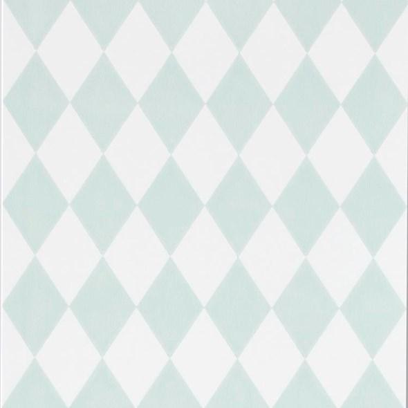 Ferm Living Harlequin Tapet