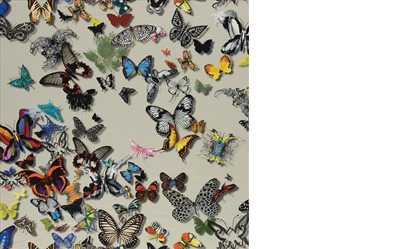 Christian Lacroix Butterfly Parade Tyg