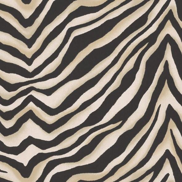 Ralph Lauren Terranea Zebra Ebony Tyg
