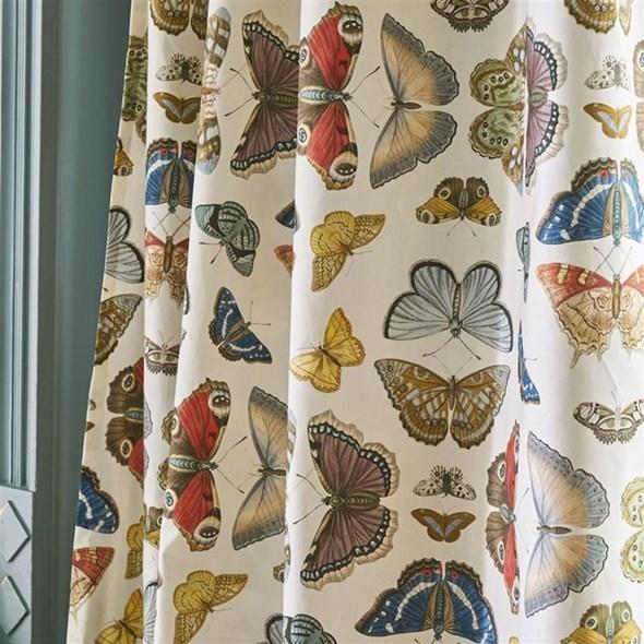 John Derian Mirrored Butterflies Parchment