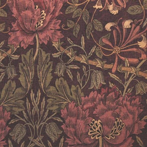 William Morris & co Honeysuckle & Tulip Tyg