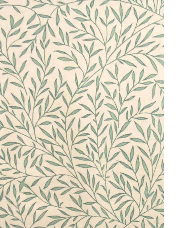 William Morris & co Lily Leaf Tyg