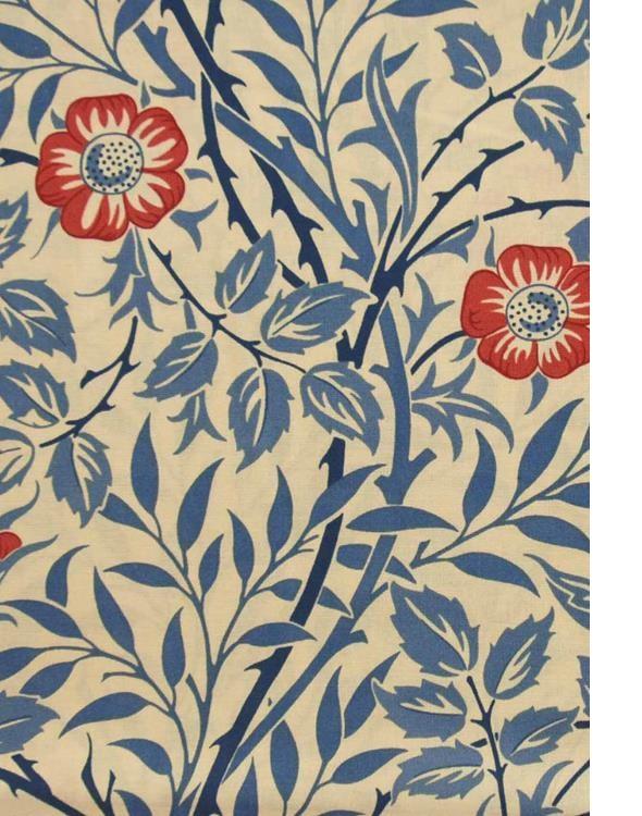 William Morris & co Sweet Briar Tyg