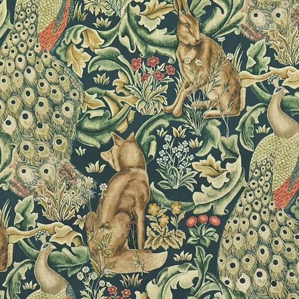 William Morris & co Forest Velvet Azure
