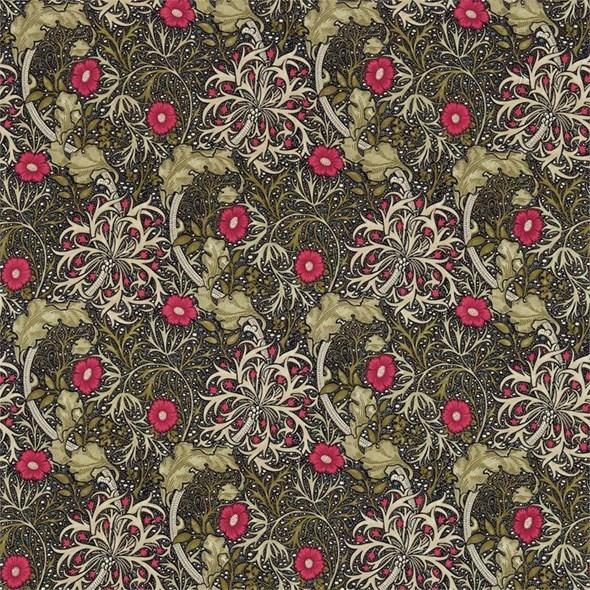 William Morris & co Morris Seaweed Tyg