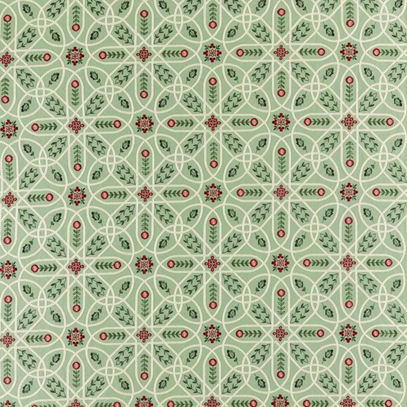 William Morris & co Brophy Embroidery