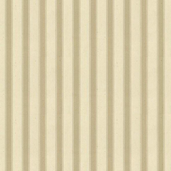 Ian Mankin Ticking Stripe 2 Cream