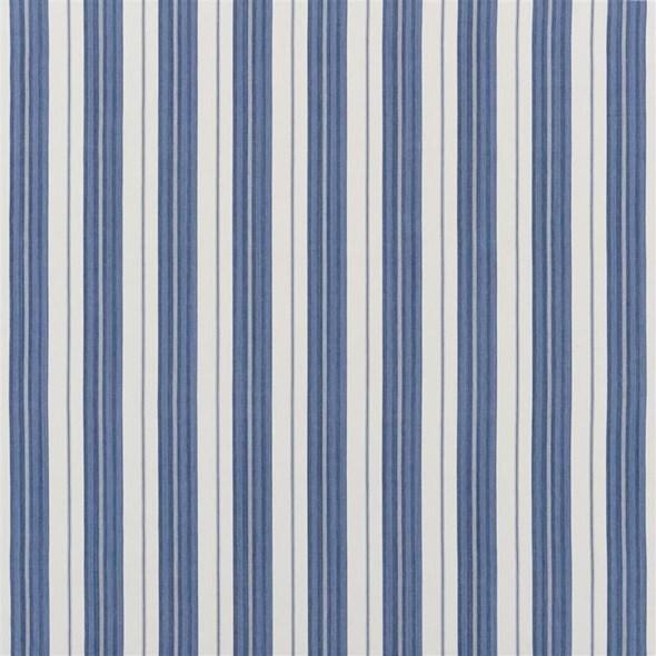 Ralph Lauren Joelle Ticking Bleu