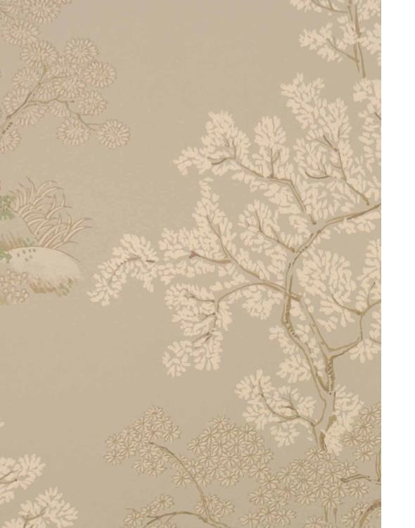 Baker Oriental Tree Tapet