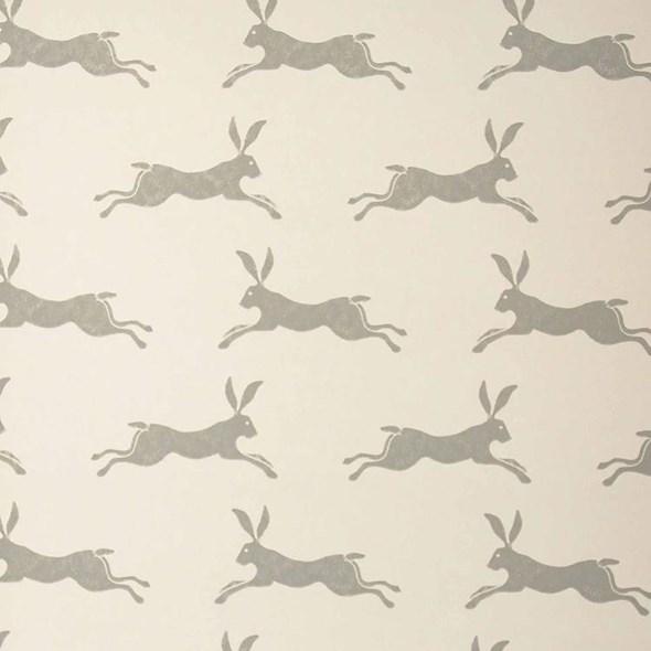 Jane Churchill March Hare Tapet