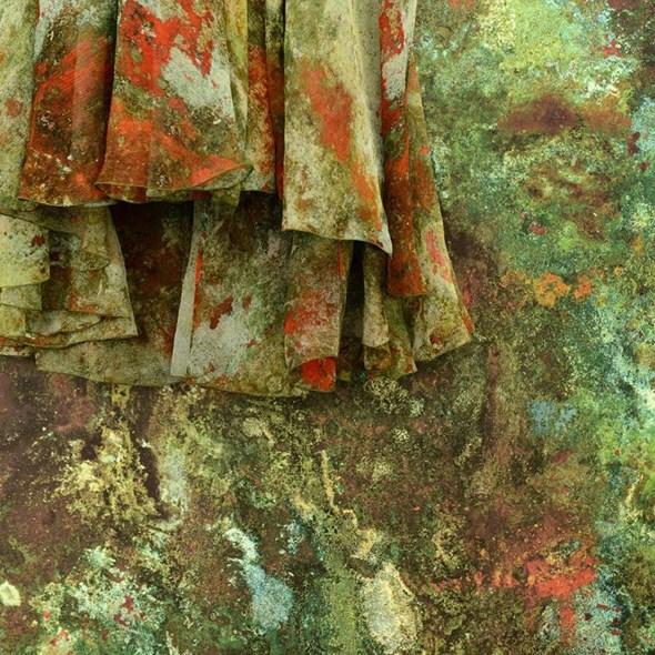 Jean Paul Gaultier Vert de Gris Tapet