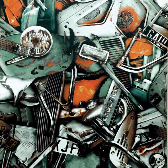 Jean Paul Gaultier Carambolage