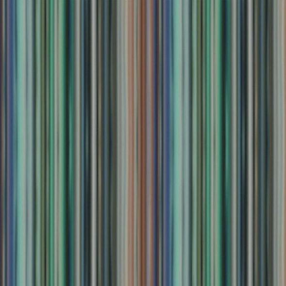 Missoni Riga Multicolor vertical Tapet