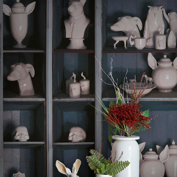 Coordonné Ceramica Fauna