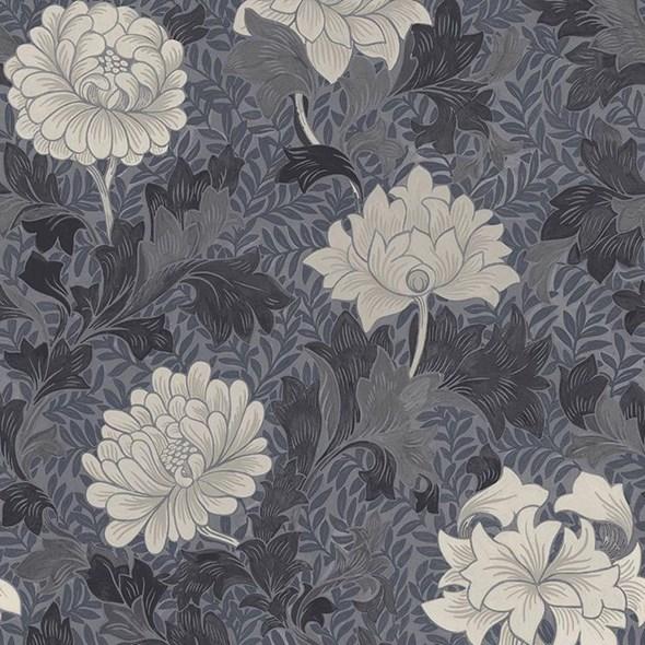 Carma Morrissey Flower, Pewter