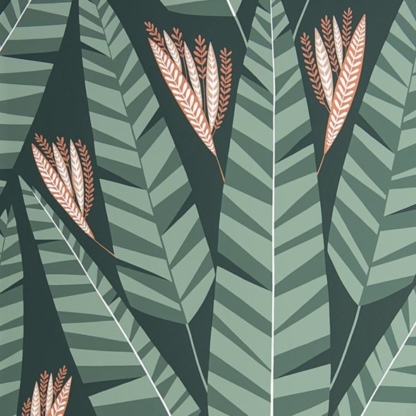 MissPrint Jungle, Rainforest Tapet