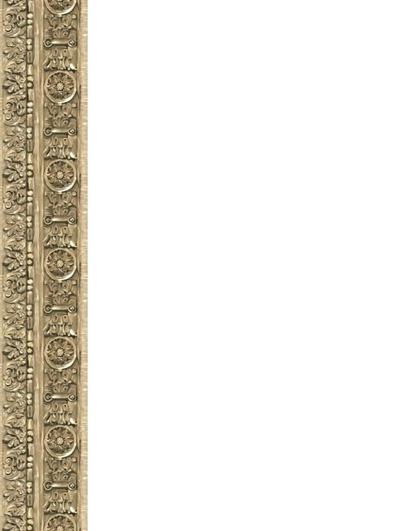 Intrade Frame gold Tapet