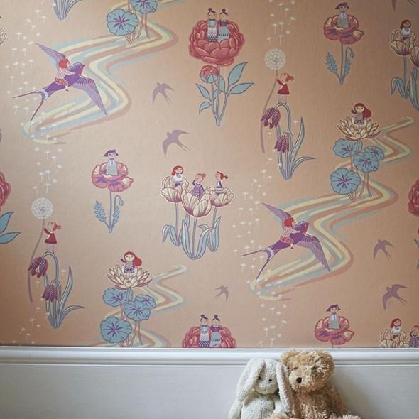 Renn Designs Thumbelina Tapet