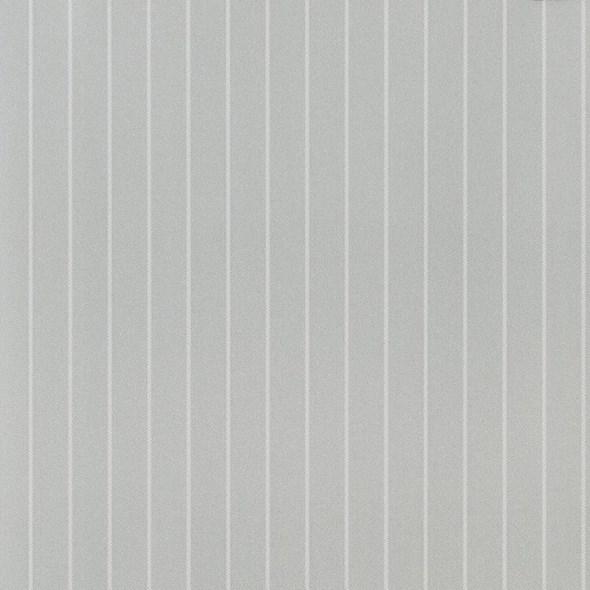 Ralph Lauren Langford Chalk Stripe Light Grey
