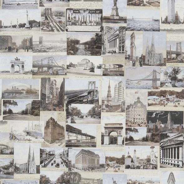 Ralph Lauren New York Postcard Multi