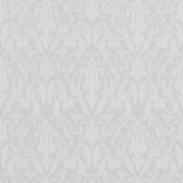 Ralph Lauren Speakeasy Damask Light Grey Tapet
