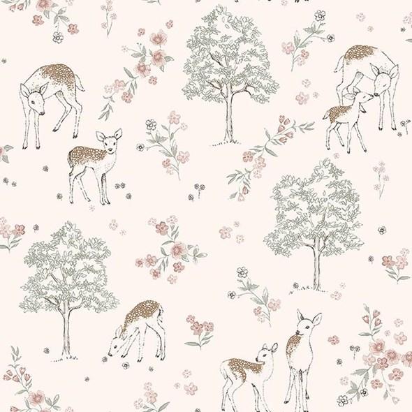 Boråstapeter Deer Love
